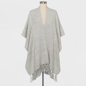 Universal Thread Poncho Sweater
